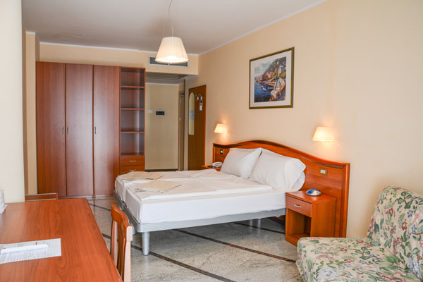 Hotel Astor Limone - rooms